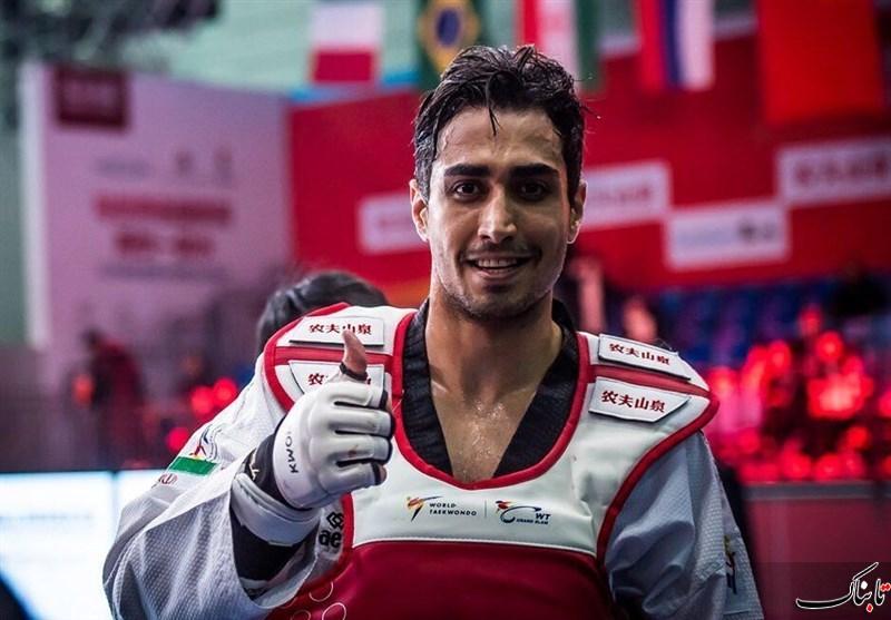 کولاک مردانی در مسکو با شکست قهرمان المپیک