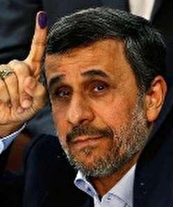 محمود احمدی نژاد:چون کشور در شرایط خاصی است،کاندیدا نشدم