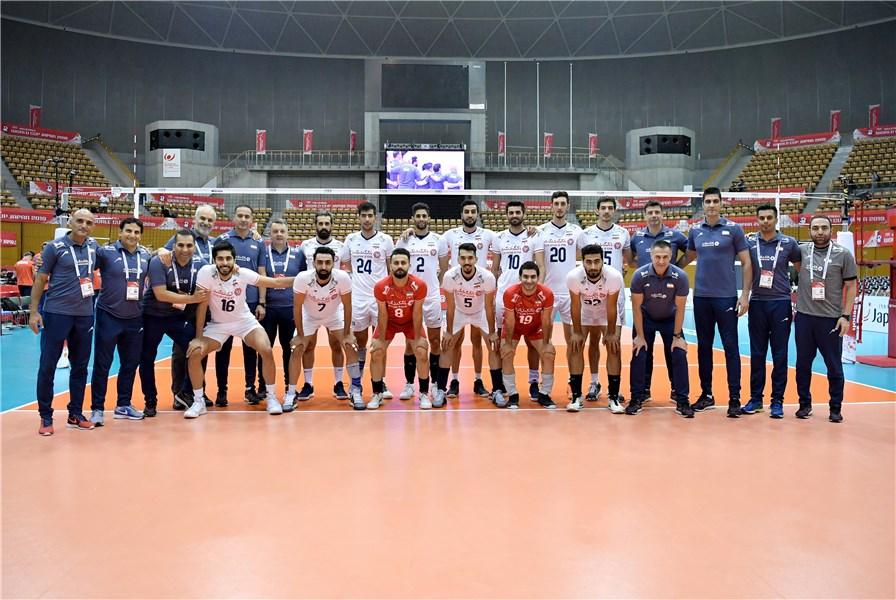 با محرومیت روسیه، والیبال ایران  المپیکی میشود؟