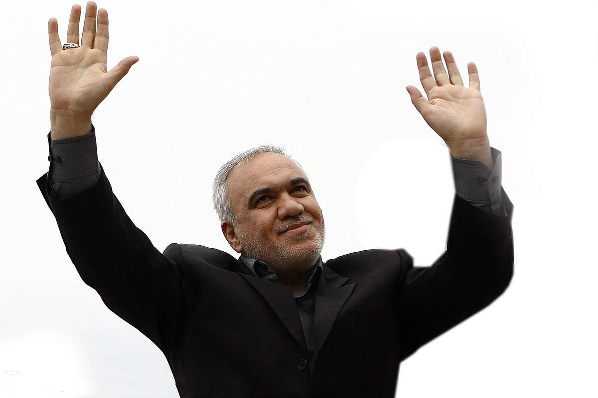 حکم مدیرعاملی فتحاللهزاده در استقلال آماده امضا