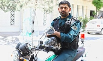 صحبتهای جالب پلیس «فوق لیسانسهها»
