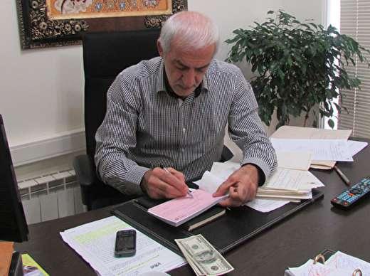 جعل امضای دادکان برای گرفتن وام میلیاردی پرسپولیس!