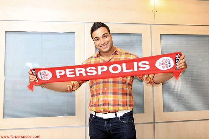 احسان حدادی: در زمان رویانیان میخواستم دروازهبان پرسپولیس شوم!