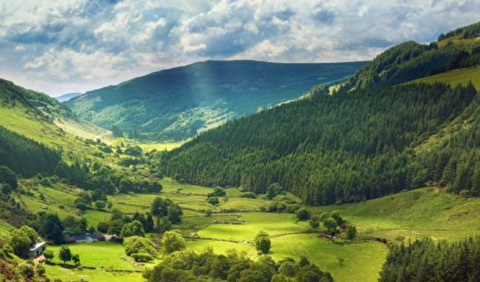 سفر جادهای در ایرلند