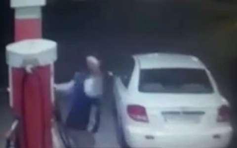 عاقبت بنزین دزدی در اندیمشک