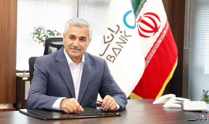 محمدرضا قربانی مدیرعامل بانک دی