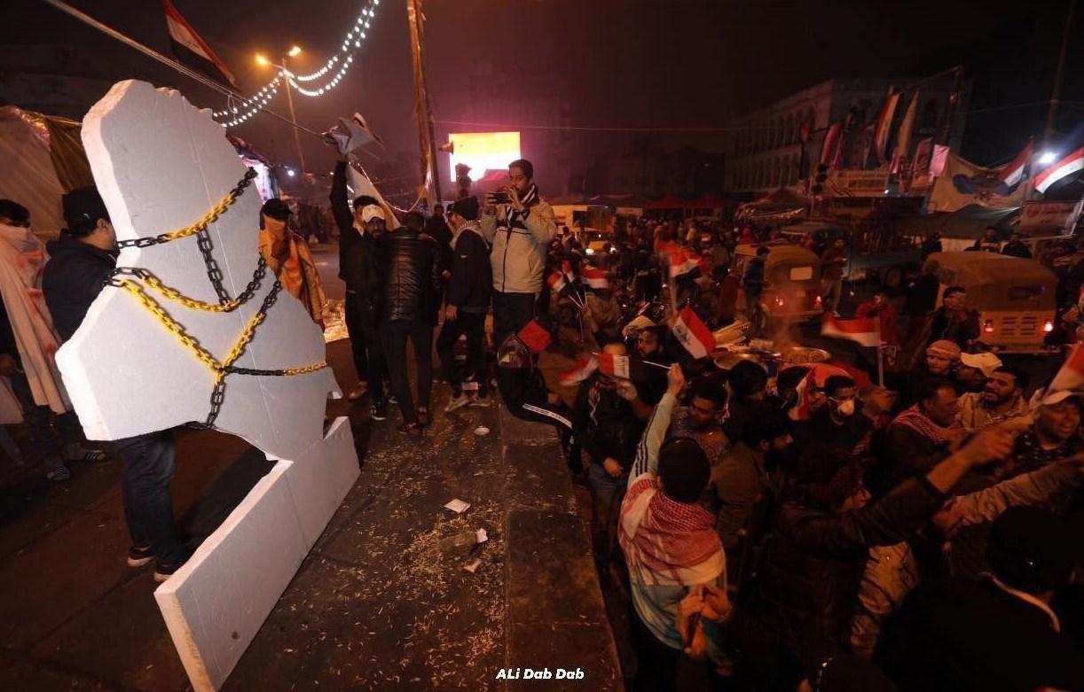 ادامه تحرکات مشکوک ضد ایرانی در بغداد