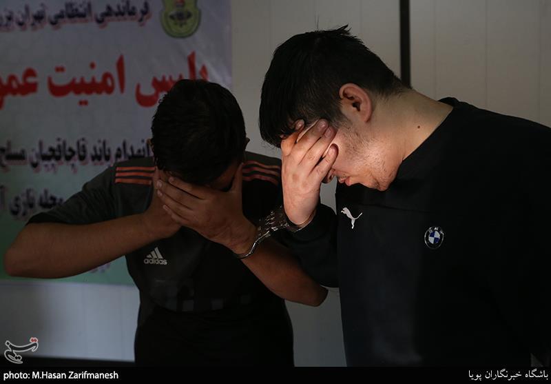بازداشت عاملان تیراندازی در افسریه