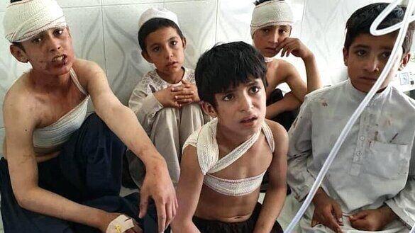 ناامنترین منطقه جنگی دنیا برای کودکان کجاست؟