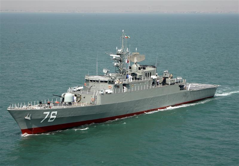 نیروی دریایی ناوشکن با وزن بیش از ۵ هزار تُن میسازد