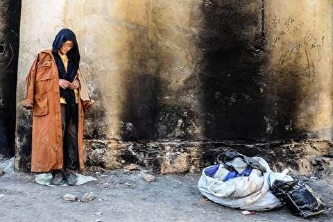 کارتن خوابها؛ زنانی خسته از خشونت خیابان