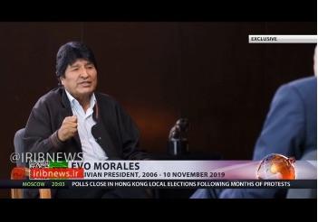 مورالس: بهبود معیشت مردم گناه نابخشودنی دولت من بود