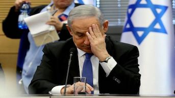 حیات سیاسی نتانیاهو به پایان رسیده است