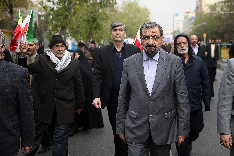 رضایی: این راهپیمایی به علت حفظ امنیت مردم است