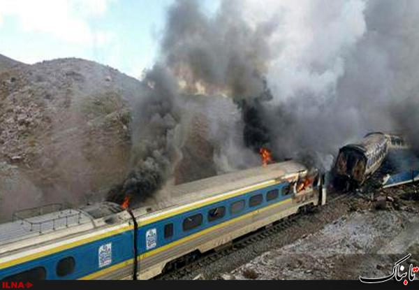 «عباس آخوندی» مقصر حادثه قطار «تبریز-مشهد» شناخته شد