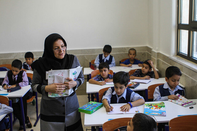 طرحی برای مقابله دن کیشوت وار با مشکلات آموزش پایه در کشور!