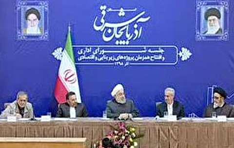روحانی: از زمان افزایش قیمت بنزین خبر نداشتم
