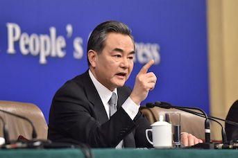 واکنش چین به اقدام ترامپ درحمایت از معترضان هنگکنگ