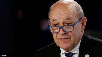 وزیر خارجه فرانسه: ایران به برجام بازگردد