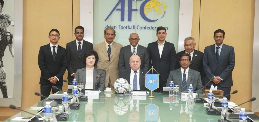 AFC ، دبیرکلی نبی را رد کرد! / نامه مداخلهجویانه کنفدراسیون آسیا درواکنش به عزل دبیرکل غیرقانونی فوتبال ایران