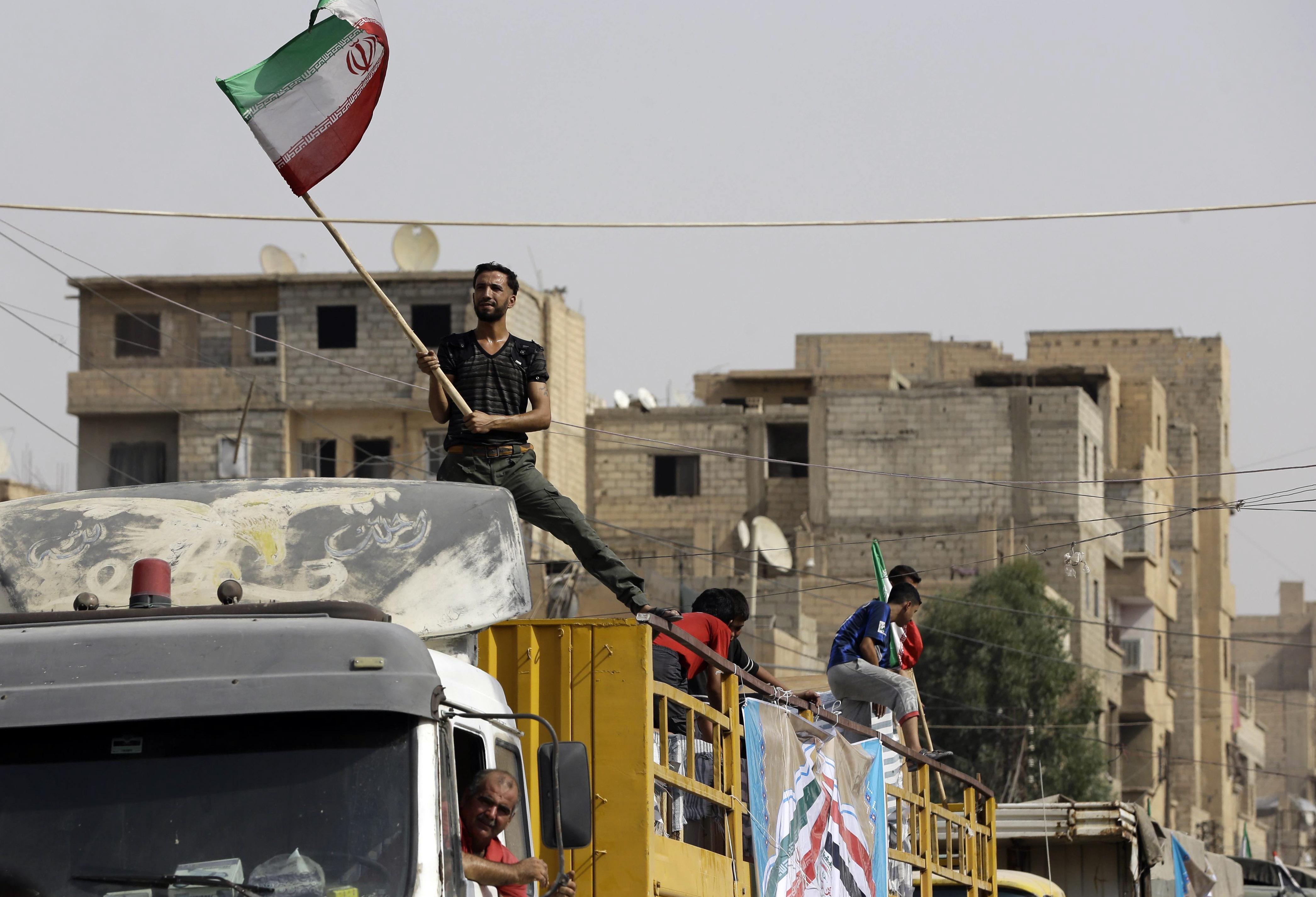 فقدان سلیمانی مشکلی برای ایران در سوریه ایجاد نکرده است