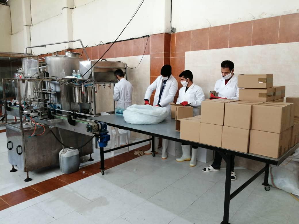 ارسال محموله ضدکرونایی بنیاد برکت به مناطق محروم