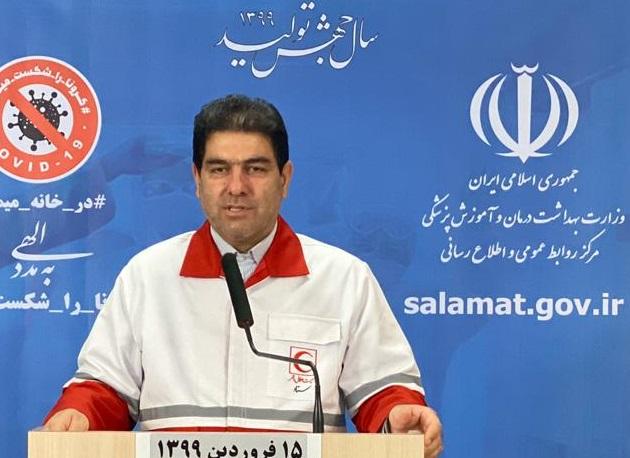 «کریم همتی» رئیس جمعیت هلال احمر ایران شد