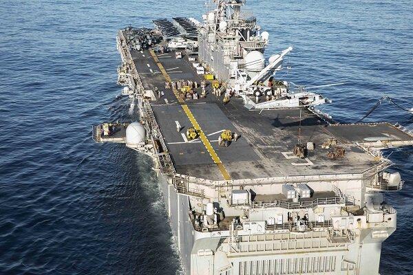 شلیک ۵ موشک به شرکت نفتی آمریکایی در بصره/نامه ۲۴مقام آمریکایی و جهان به ترامپ برای رفع تحریمهای ایران/ اعلام کمک 10 میلیون دلاری کویت به ایران/ ورود ناو جنگی جدید آمریکا به خلیج فارس