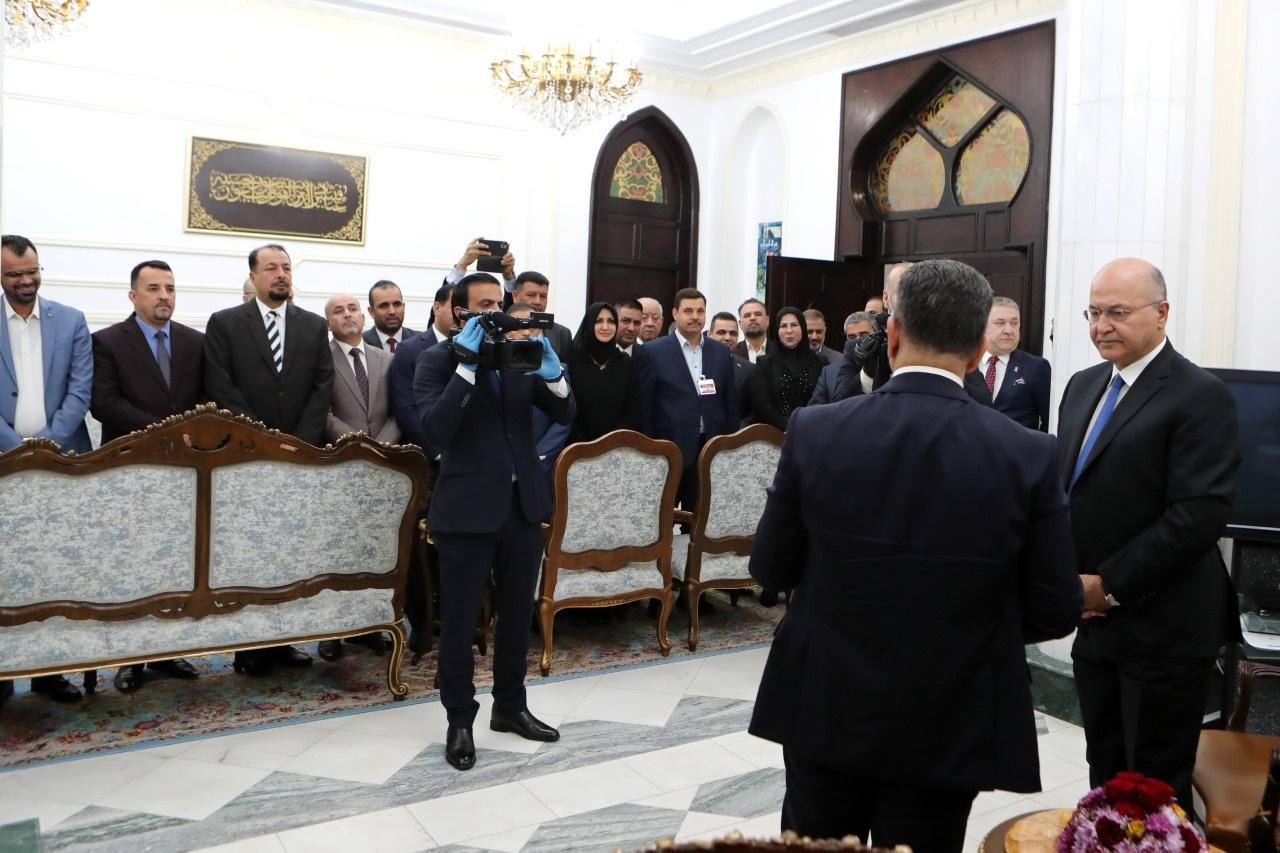 عدنان الزرفی از نخست وزیری عراق انصراف داد/ مصطفی الکاظمی مامور تشکیل کابینه شد