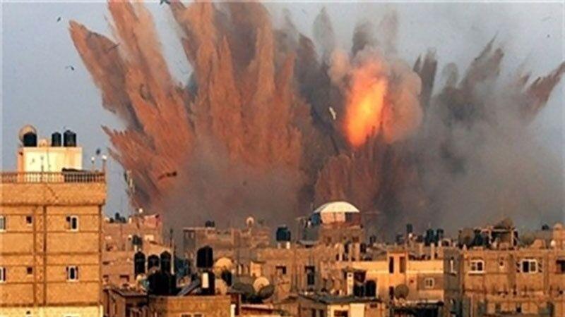 جنگندههای سعودی ۱۰۰ نوبت یمن را بمباران کردند