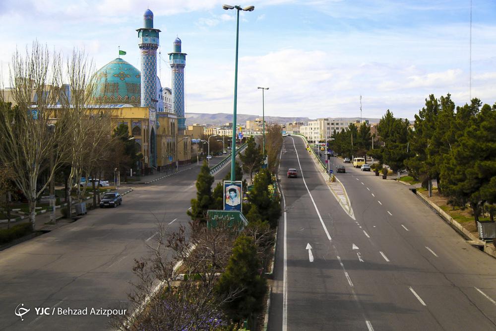 تبریز خلوت در روزهای کرونایی - تابناک | TABNAK
