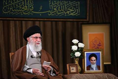سخنرانی نوروزی رهبری خطاب به ملت ایران