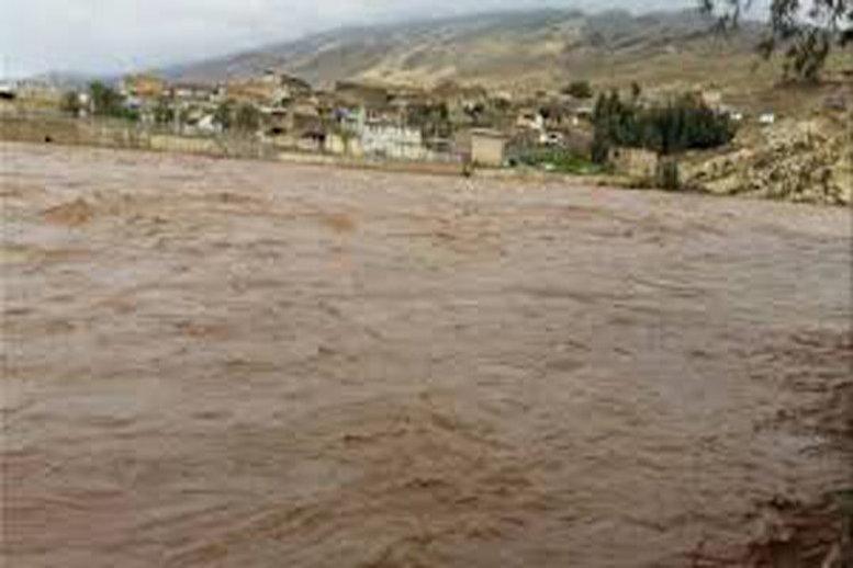 آخرین وضعیت مناطق سیل زده شهرستان کرمان