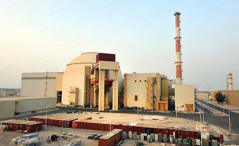 فعالیت نیروگاه اتمی بوشهر در نوروز