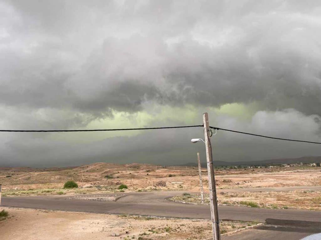 آیا ابرهای سبز در آسمان کشور واقعیت دارد؟