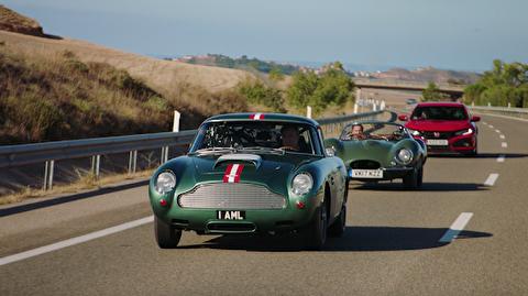 رقابت دو خودرو کلاسیک میلیون دلاری با خودرو میان رده مدرن!