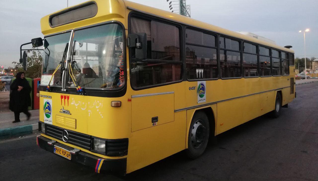 سومین روز از تجمع رانندگان اتوبوس در ارومیه
