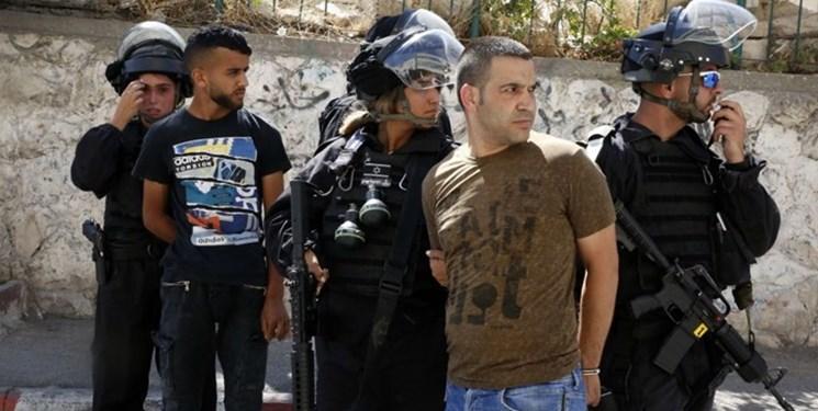 بازداشت شهروندان فلسطینی در کرانه باختری