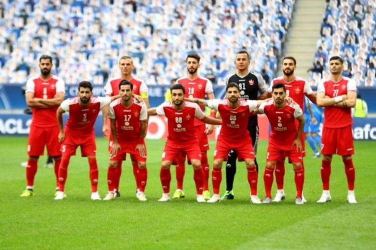 درخواست پرسپولیس از AFC و فیفا