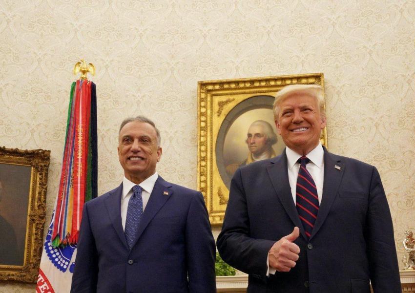 ترامپ می رود، الکاظمی در عراق نیز خواهد رفت!