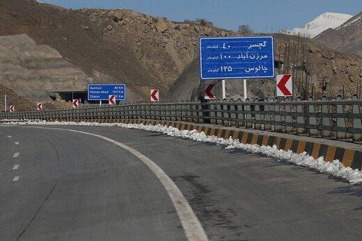 قول نوبخت درباره آزادراه تهران-شمال