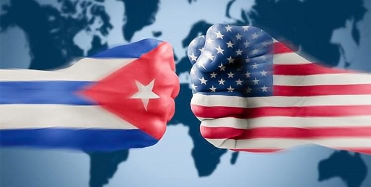 آمریکا یک بانک کوبایی را تحریم کرد