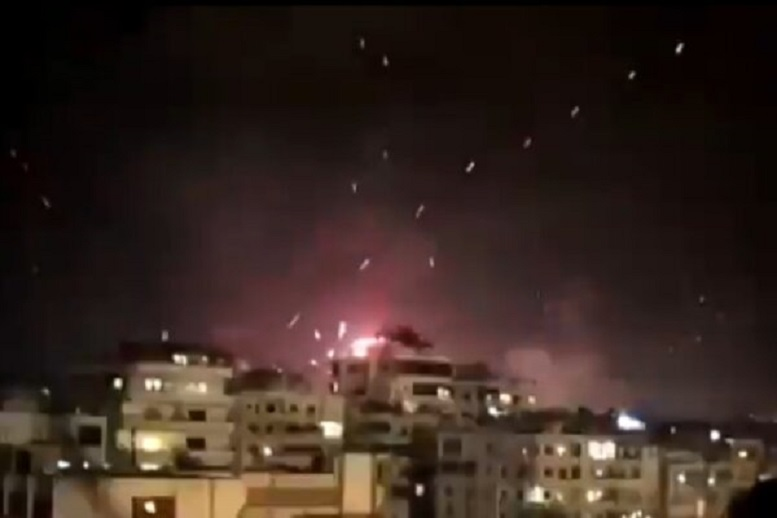خسارت به ۴ هواپیمای لبنان در تیراندازی سال نو میلادی