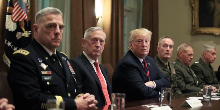 هشدار در زمینه مداخله ارتش آمریکا در نتیجه انتخابات