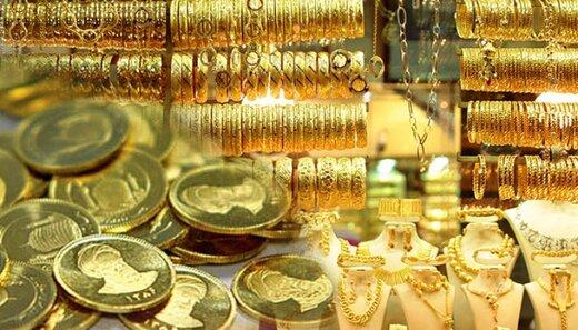 افزایش قیمت سکه و طلا تحت تاثیر انس جهانی