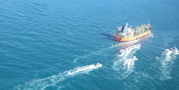 ایران یک کشتی متعلق به کره جنوبی را توقیف کرد