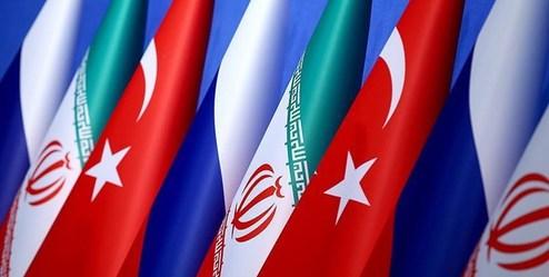 تعجب روزنامه صهیونیستی از رفتار ایران، روسیه و ترکیه