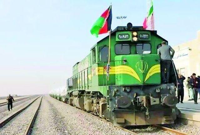 بلندپروازی راه آهن ایران، از افغانستان فراتر می رود