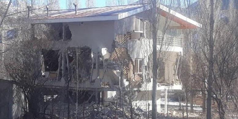 تخریب ویلای غیرمجاز یکی ازمدیران نهاد ریاستجمهوری