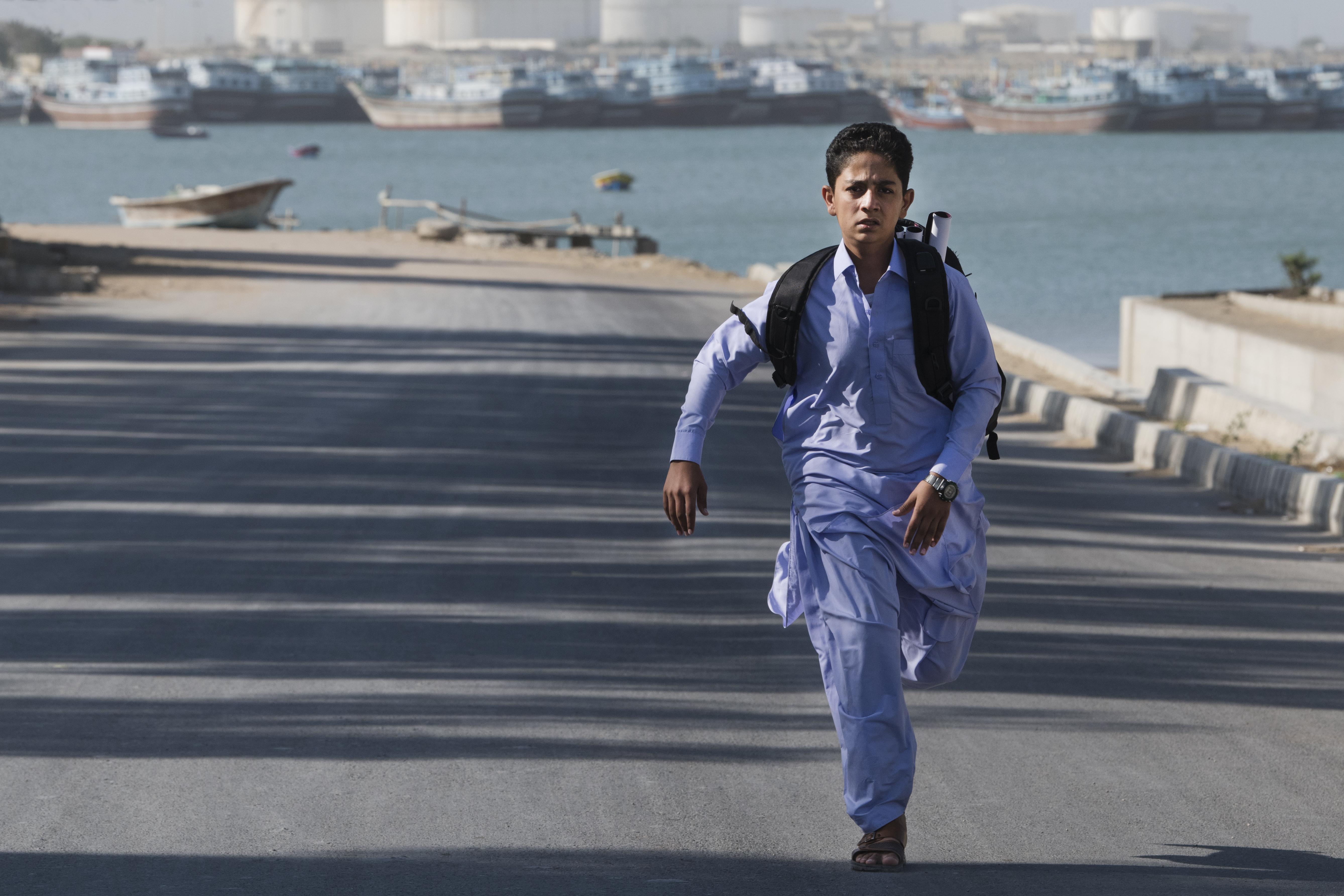 لیپار در مسیر جشنواره فیلم فجر